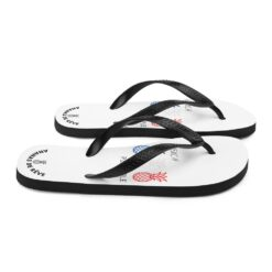 chaussure de plage ananas french pineapple