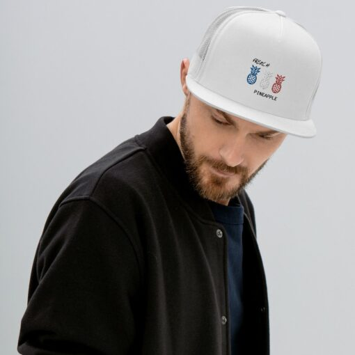 snapback ananas french pineapple homme